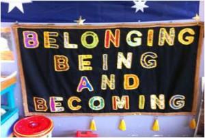 Belonging Being Becoming